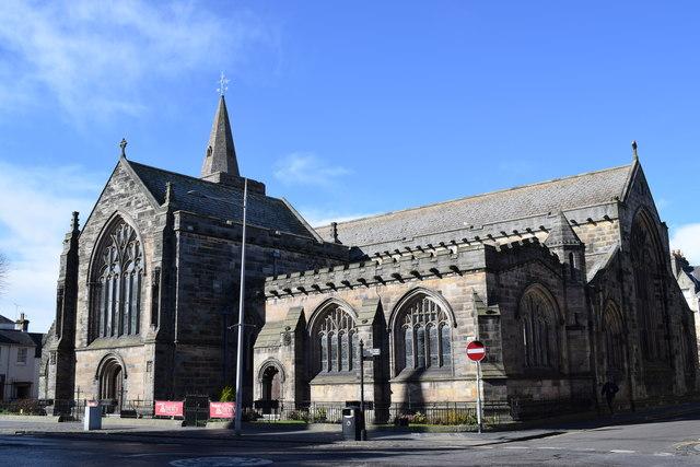 Holy Trinity Church, St Andrews
