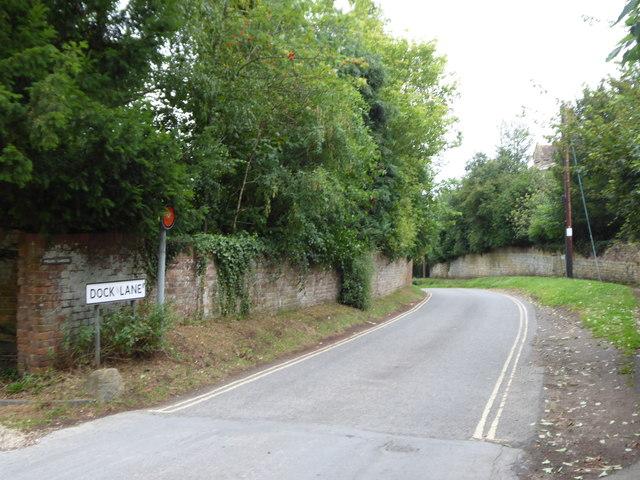 Dock Lane, Bredon