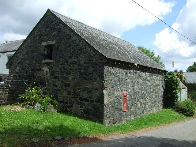 Stone building, Tresaddern