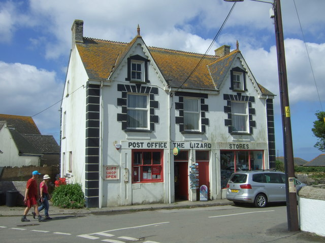 The Lizard Post Office and Stores