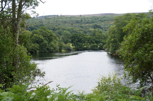 River Beauly at Eskadale