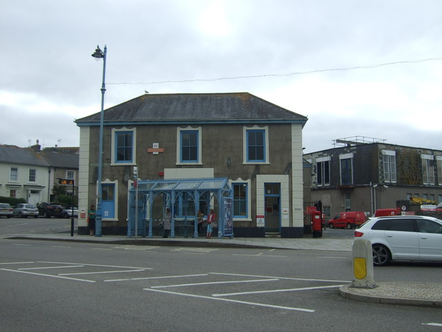 Hayle Sorting Office
