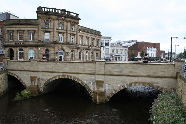 Rochdale: The River Roch