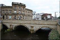 SD8913 : Rochdale: The River Roch by Dr Neil Clifton