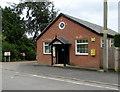 SO9233 : Ashchurch Village Hall by Jaggery