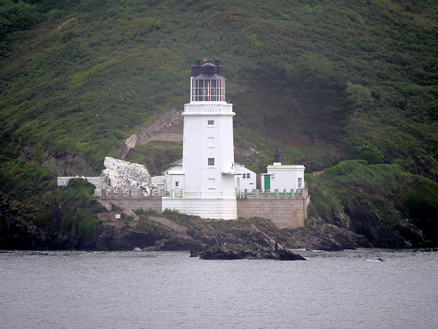 Lighthouse at St Anthony Head