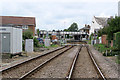 TM2748 : Towards Woodbridge Station by John Sutton