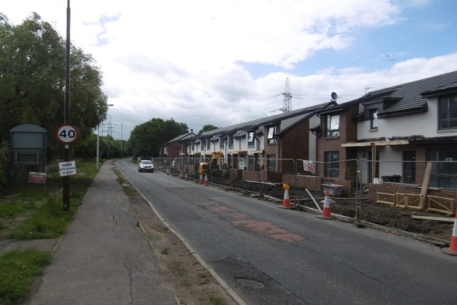 Avenue Road, Cockenzie