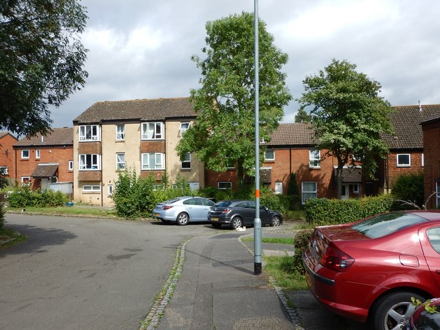 Ecton Brook Housing Estate