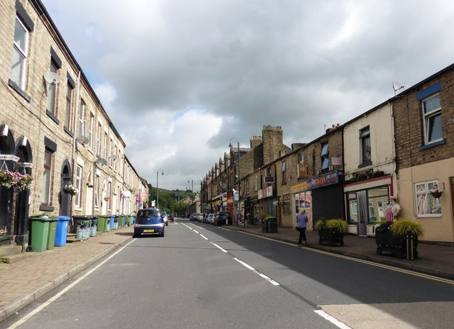 Manchester Road, Mossley