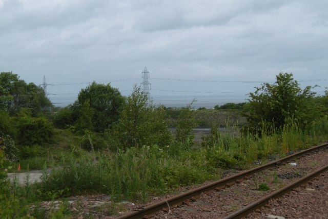 Coal store site, Cockenzie power station