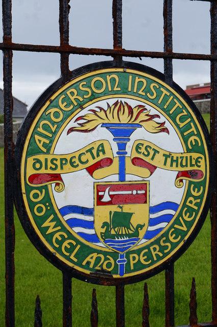 The Anderson Institute, Lerwick