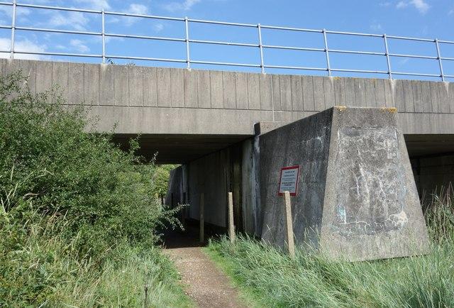 Southerham Railway Bridge