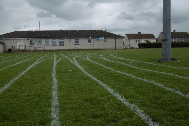 Playing field, Tranent