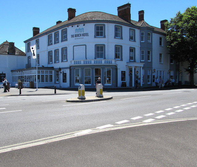 The Beach Hotel, The Avenue, Minehead