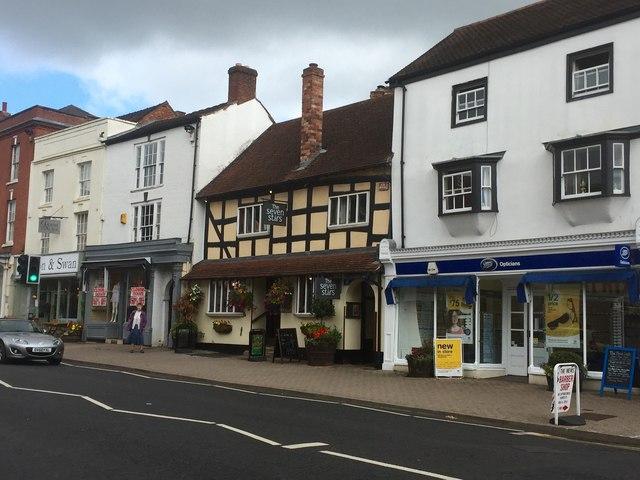 The Severn Stars, Ledbury