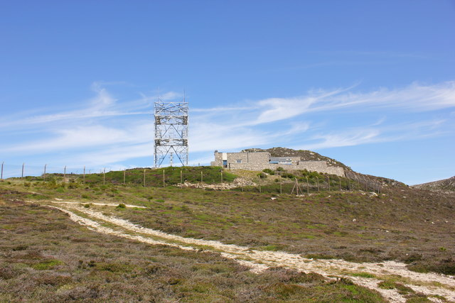 Holyhead Mountain Radio Station