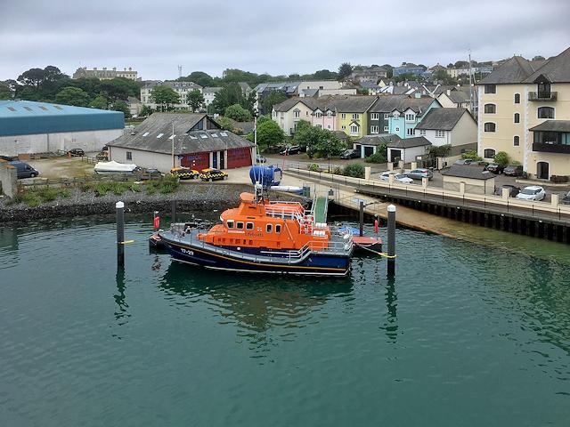 Falmouth Lifeboat and Coastguard Stations