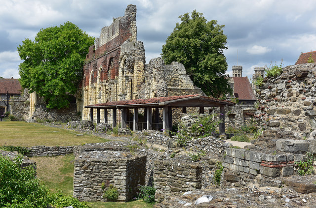 St Augustine's Abbey - July 2017