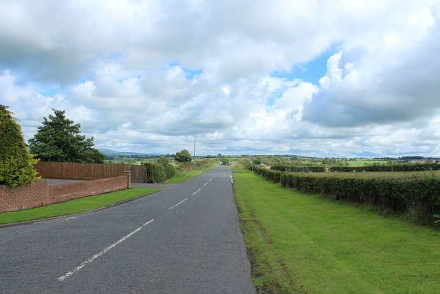 Road to Mauchline