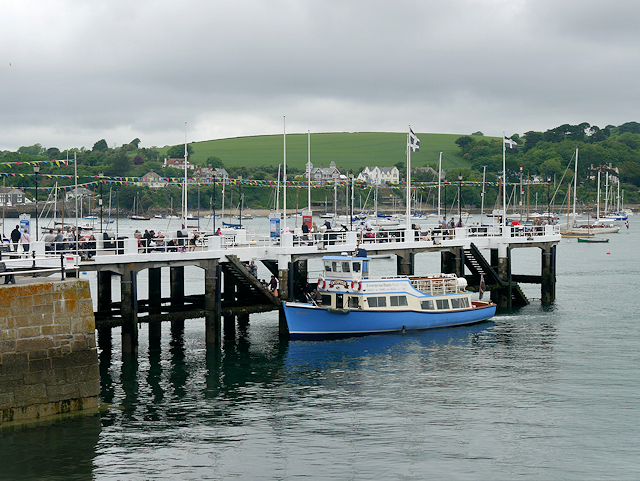 The Prince of Wales Pier, Falmouth