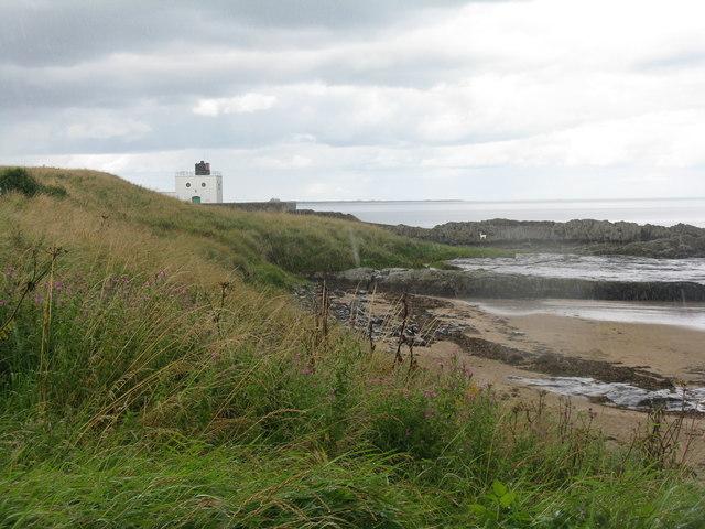 Lighthouse at Blackrocks Point