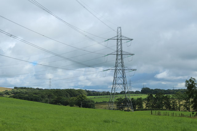 Pylon at Schaw