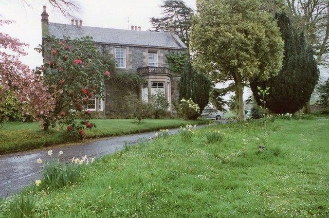 Ellenbank, Tongland Road, Kirkcudbright