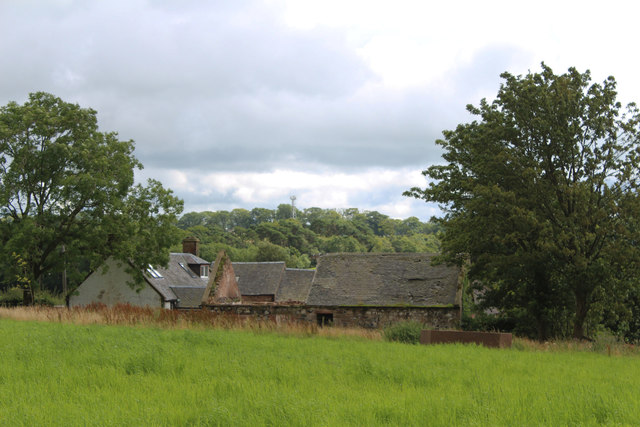 Farm Buildings at Schaw