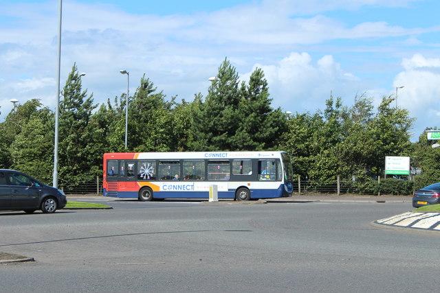 Stagecoach Bus, Ayr