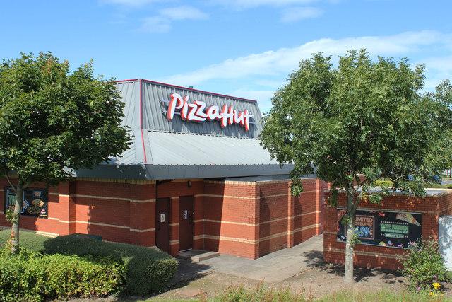 Pizza Hut Ayr Billy Mccrorie Cc By Sa20 Geograph