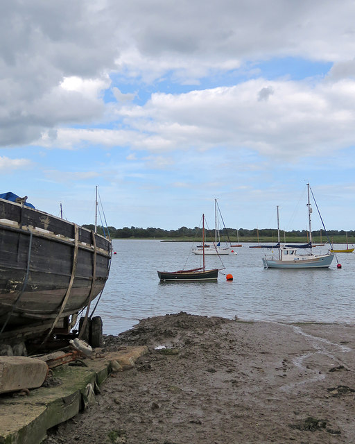 Across the Deben at Waldringfield