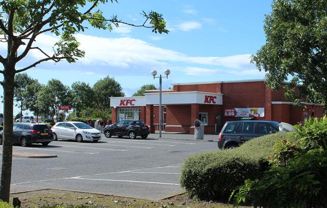 KFC, Ayr