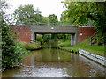 SJ6049 : Baddiley Bridge north of Wrenbury Heath in Cheshire by Roger  Kidd