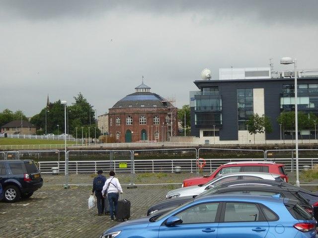 The south rotunda