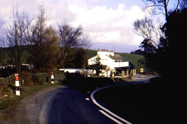 The Red Well Inn, February 1976