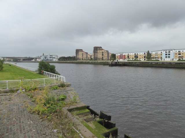River Clyde and The Quay development