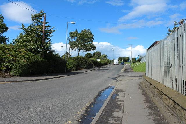 Old Farm Road, Ayr