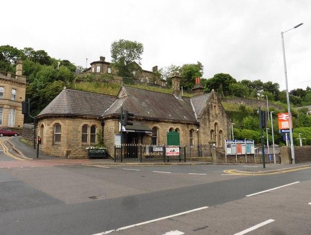 Mossley Railway Station