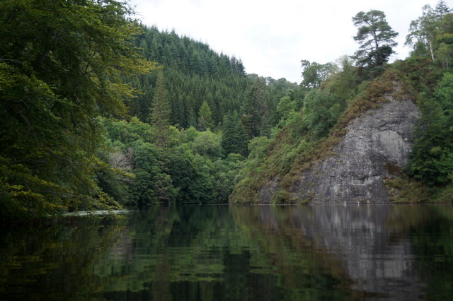 River Beauly at Dun Fionn