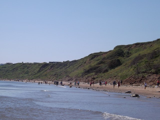 Muston Sands, Filey