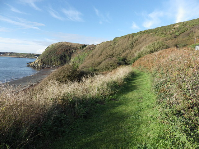 The path to Kirkmaiden