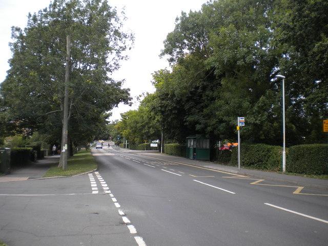 Station Road, New Romney