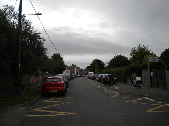 Fairfield Road, New Romney