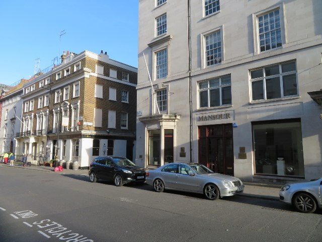 Mansour - Davies Street