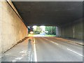 SK4632 : Draycott Road under the M1 by David Lally