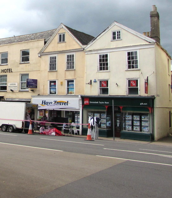 Hays Travel and GTH, Honiton
