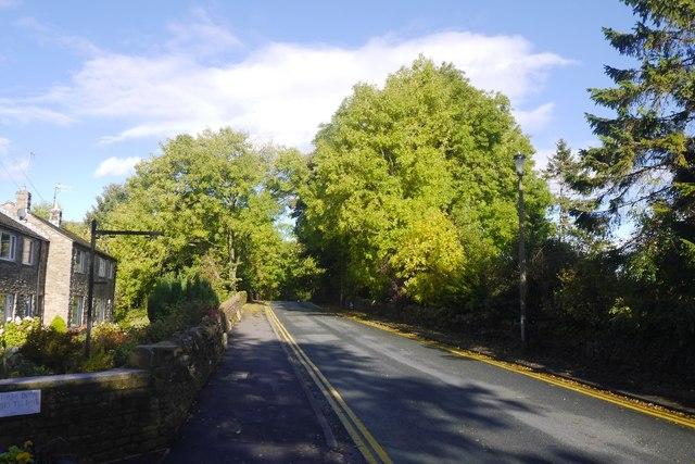 Brunt Acres Road, Hawes