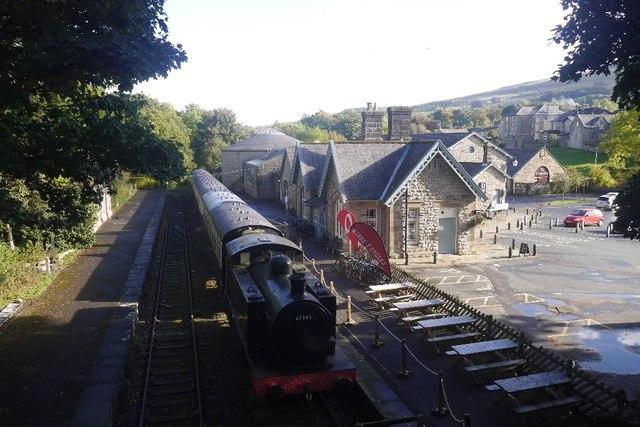 Hawes Station