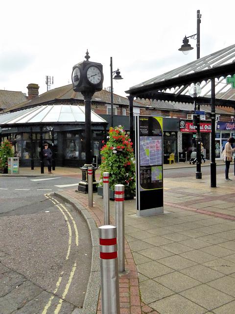 Eastleigh Town Clock